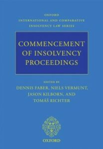 Ebook in inglese Commencement of Insolvency Proceedings -, -
