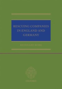 Ebook in inglese Rescuing Companies in England and Germany Bork, Reinhard