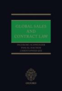 Ebook in inglese Global Sales and Contract Law Hachem, Pascal , Kee, Christopher , Schwenzer, Ingeborg