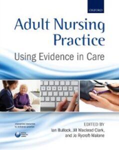 Foto Cover di Adult Nursing Practice: Using evidence in care, Ebook inglese di  edito da OUP Oxford