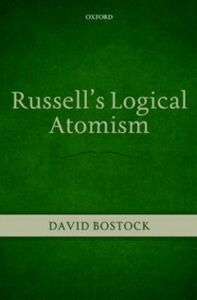 Ebook in inglese Russell's Logical Atomism Bostock, David