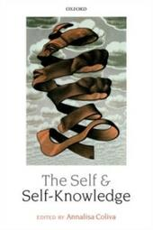 Self and Self-Knowledge