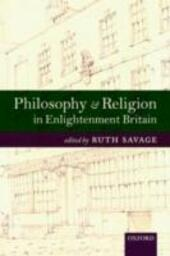 Philosophy and Religion in Enlightenment Britain: New Case Studies