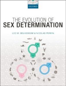 Ebook in inglese Evolution of Sex Determination Beukeboom, Leo , Perrin, Nicolas