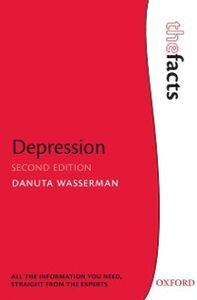 Foto Cover di Depression, Ebook inglese di Danuta Wasserman, edito da OUP Oxford
