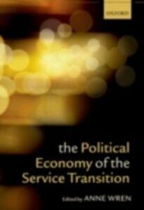 Foto Cover di Political Economy of the Service Transition, Ebook inglese di  edito da OUP Oxford