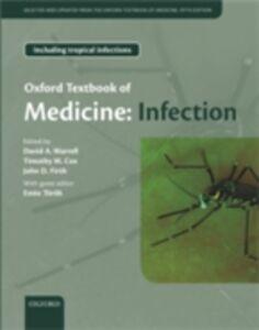 Foto Cover di Oxford Textbook of Medicine: Infection, Ebook inglese di  edito da OUP Oxford