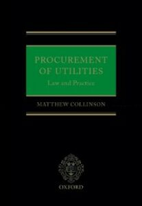 Foto Cover di Procurement of Utilities: Law and Practice, Ebook inglese di Matthew Collinson, edito da OUP Oxford