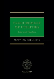 Ebook in inglese Procurement of Utilities: Law and Practice Collinson, Matthew