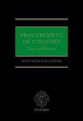 Procurement of Utilities: Law and Practice