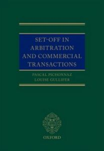 Foto Cover di Set-Off in Arbitration and Commercial Transactions, Ebook inglese di Louise Gullifer,Pascal Pichonnaz, edito da OUP Oxford