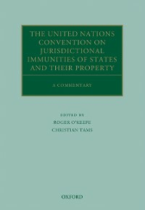Ebook in inglese United Nations Convention on Jurisdictional Immunities of States and Their Property: A Commentary -, -