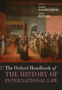 Ebook in inglese Oxford Handbook of the History of International Law -, -