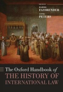 Ebook in inglese Oxford Handbook of the History of International Law