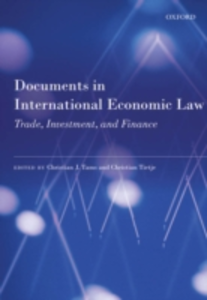 Ebook in inglese Documents in International Economic Law: Trade, Investment, and Finance -, -