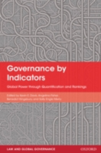 Ebook in inglese Governance by Indicators: Global Power through Quantification and Rankings -, -