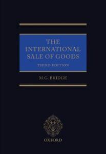 Ebook in inglese International Sale of Goods Bridge, M.G.