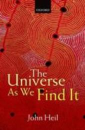 Universe As We Find It