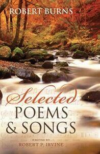 Ebook in inglese Selected Poems and Songs Burns, Robert