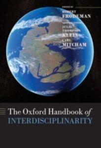 Ebook in inglese Oxford Handbook of Interdisciplinarity Klein, Julie Thompson , Mitcham, Carl