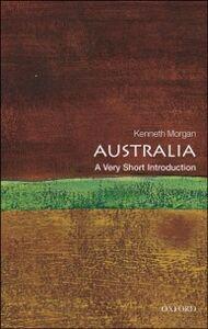 Foto Cover di Australia: A Very Short Introduction, Ebook inglese di  edito da OUP Oxford