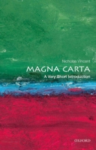 Ebook in inglese Magna Carta: A Very Short Introduction Vincent, Nicholas