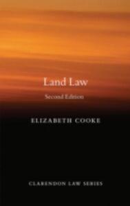 Foto Cover di Land Law, Ebook inglese di Elizabeth Cooke, edito da OUP Oxford