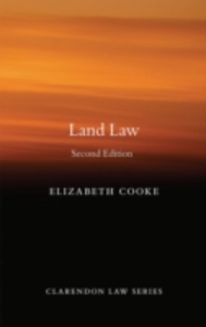 Ebook in inglese Land Law Cooke, Elizabeth
