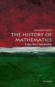 Ebook in inglese History of Mathematics: A Very Short Introduction Stedall, Jacqueline