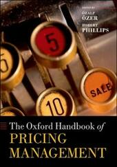Oxford Handbook of Pricing Management