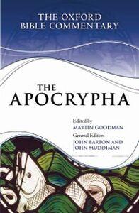 Foto Cover di Apocrypha, Ebook inglese di  edito da OUP Oxford