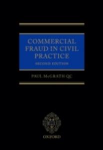 Ebook in inglese Commercial Fraud in Civil Practice McGrath QC, Paul