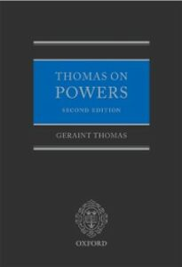 Ebook in inglese Thomas on Powers Thomas, Geraint