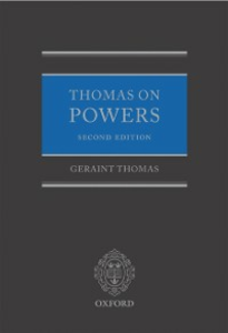 Ebook in inglese Thomas on Powers Thomas, Geraint