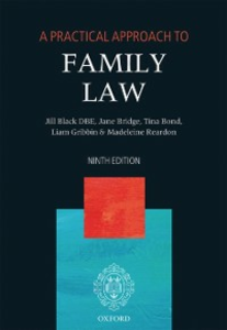 Ebook in inglese Practical Approach to Family Law Black DBE, The Right Honourable Lady Justice Jill , Bond, Tina , Bridge, Jane , Gribbin, Liam