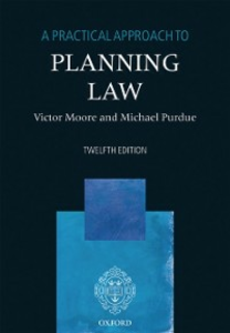 Ebook in inglese Practical Approach to Planning Law Moore, Victor , Purdue, Michael