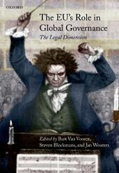 EU's Role in Global Governance: The Legal Dimension