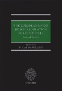 Foto Cover di European Union REACH Regulation for Chemicals: Law and Practice, Ebook inglese di  edito da OUP Oxford