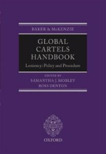 Foto Cover di Global Cartels Handbook: Leniency: Policy and Procedure, Ebook inglese di  edito da OUP Oxford