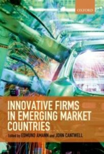 Ebook in inglese Innovative Firms in Emerging Market Countries
