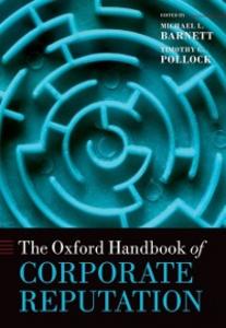 Ebook in inglese Oxford Handbook of Corporate Reputation -, -
