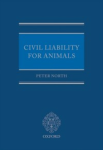 Ebook in inglese Civil Liability for Animals North, Peter