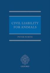 Civil Liability for Animals