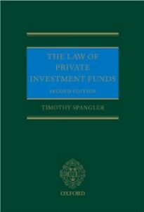 Ebook in inglese Law of Private Investment Funds Spangler, Timothy