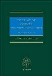 Law of Private Investment Funds