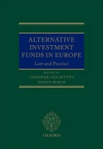 Ebook in inglese Alternative Investment Funds in Europe