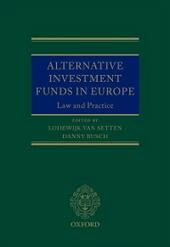 Alternative Investment Funds in Europe