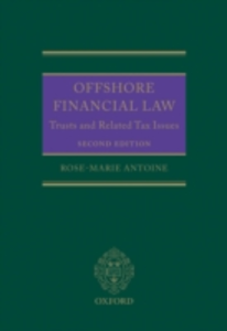 Ebook in inglese Offshore Financial Law: Trusts and Related Tax Issues Antoine, Rose-Marie