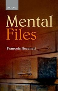Ebook in inglese Mental Files Recanati, Fran&ccedil , ois