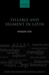 Syllable and Segment in Latin